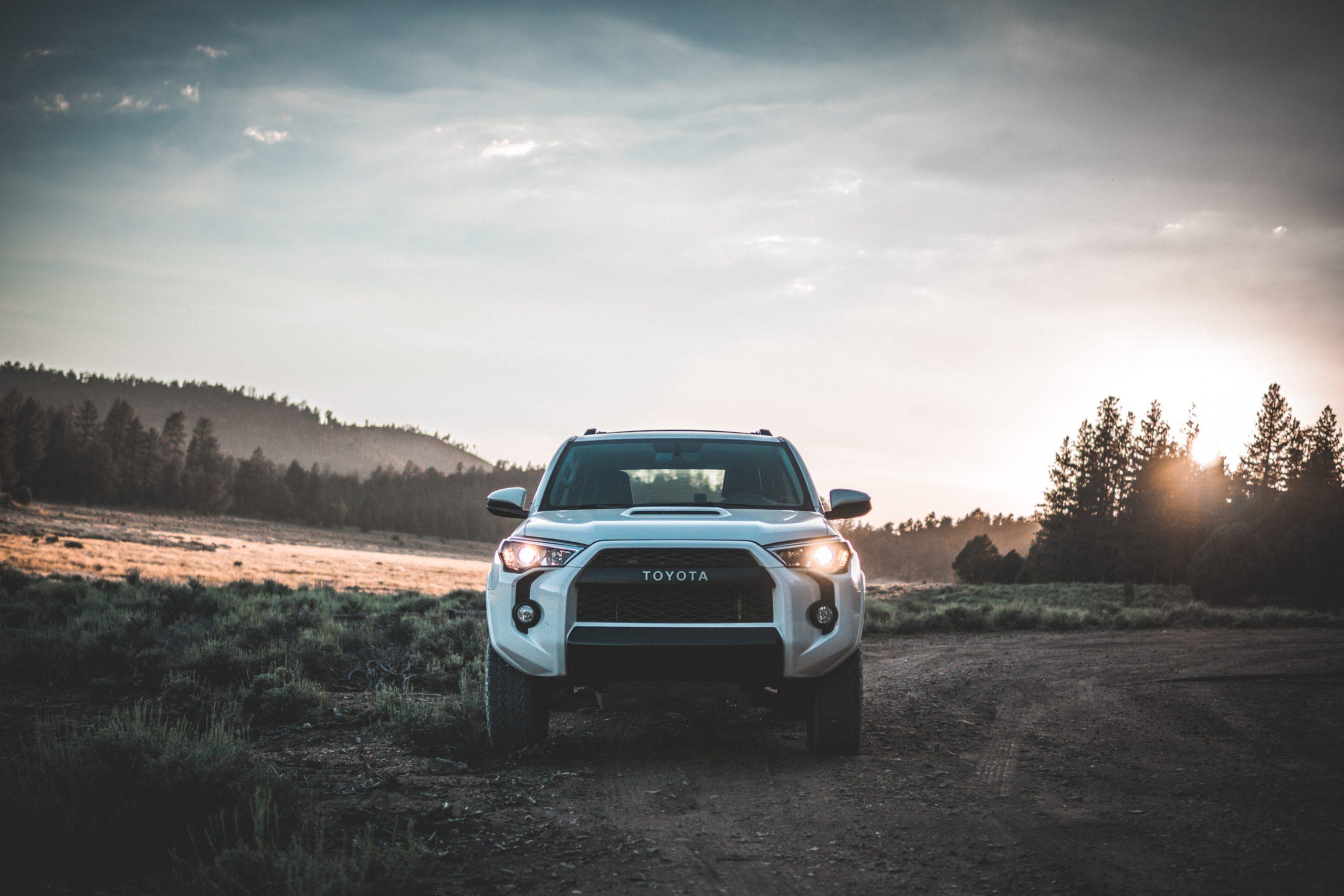 The New Generation Toyota Hybrid SUVs