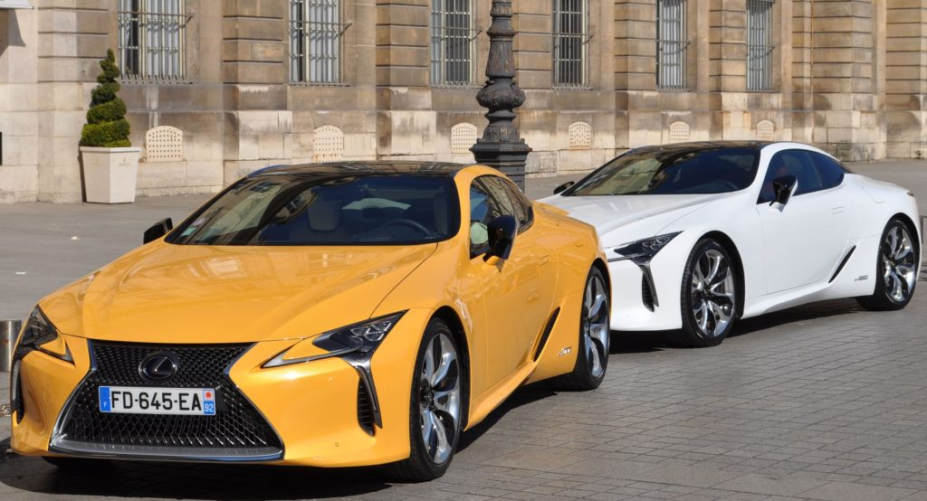 Best Hybrid And Electric Sports Car
