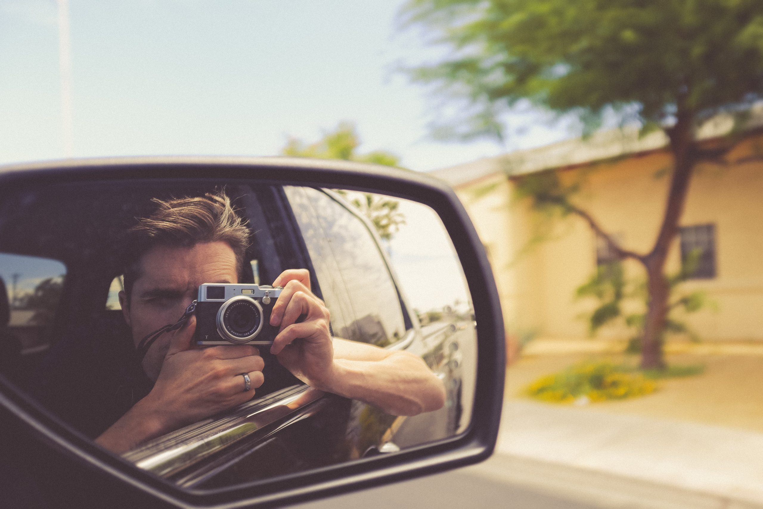 Choosing a Blind Spot Mirror And Details
