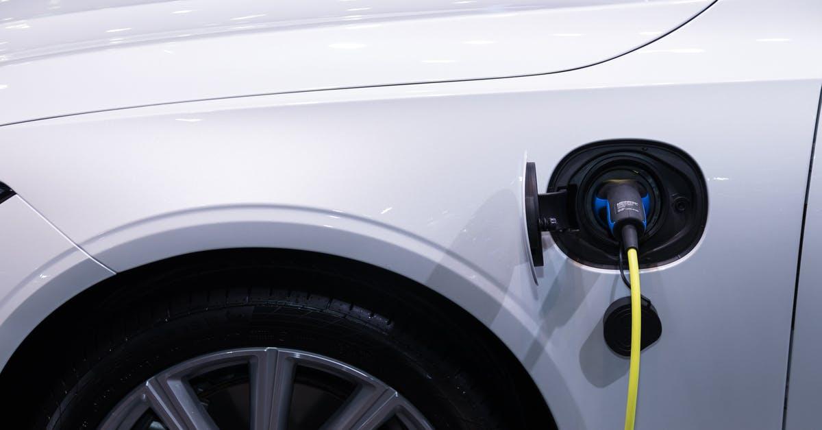 Hybrid Car Environmental Benefits